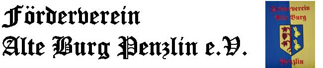 Föderverein Alte Burg Penzlin